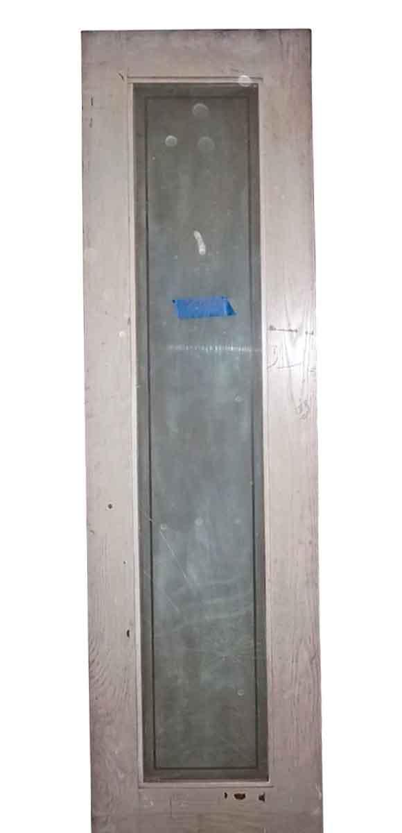 Standard Doors - Vintage 1 Lite Oak Door 84.5 x 24