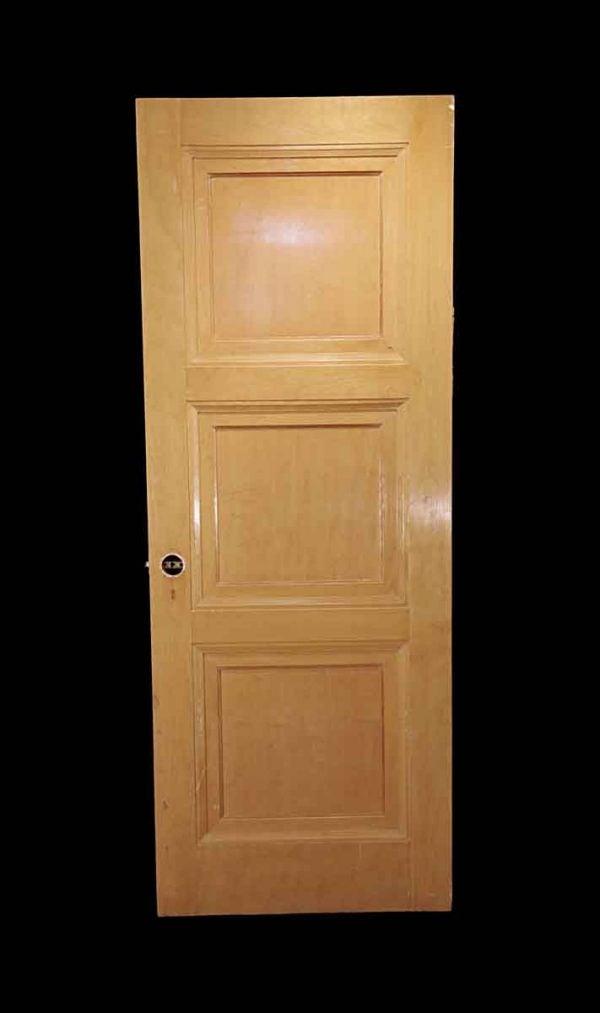 Standard Doors - Vintage 3 Pane Wood Passage Door 79.75 x 30