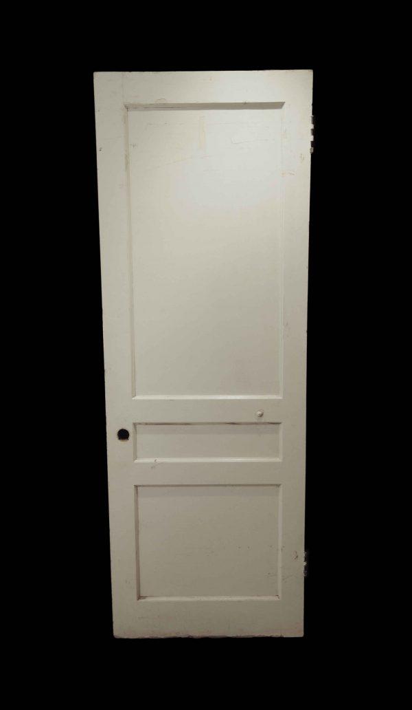 Standard Doors - Vintage 3 Pane Wood Passage Door 82.5 x 29.5