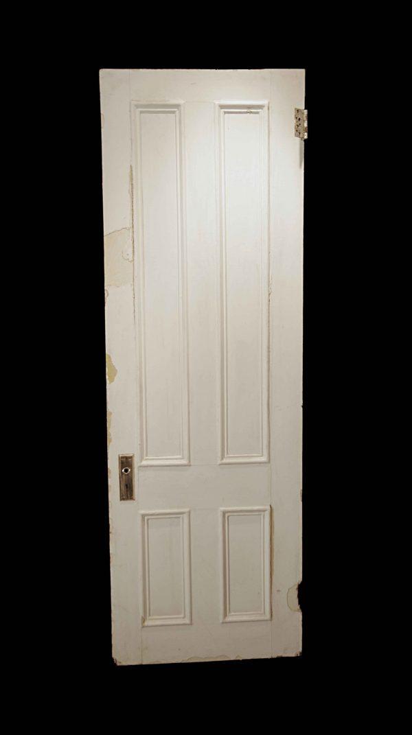 Standard Doors - Vintage 4 Pane Wood Passage Door 88.5 x 29.25