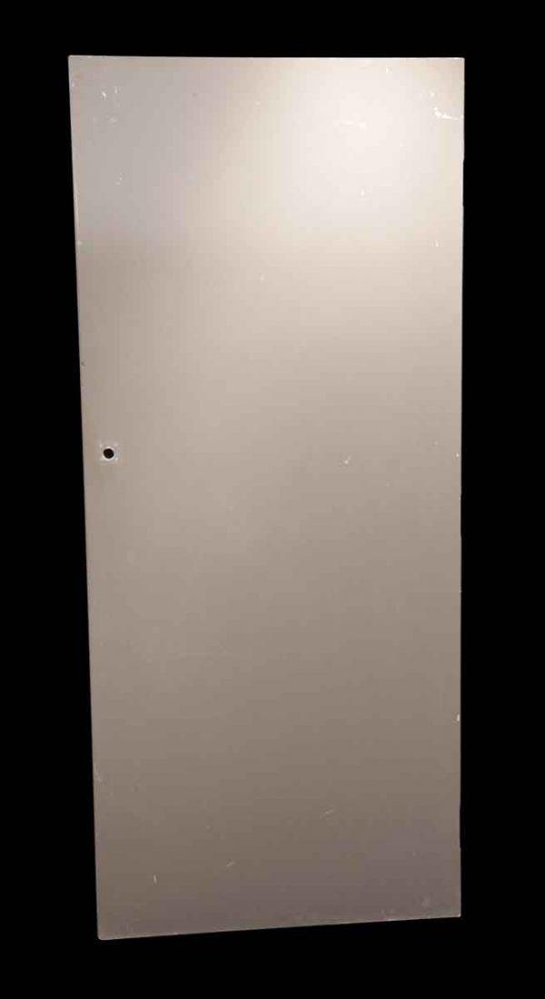 Standard Doors - Vintage Plain White Wood Passage Door 82 x 35.75