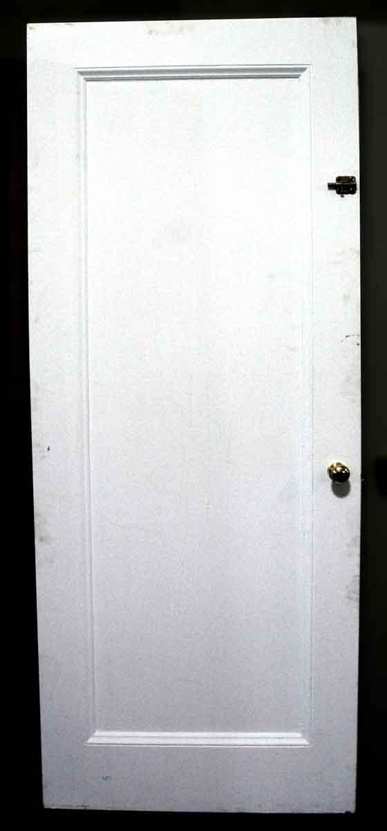 Standard Doors - Vintage Single Pane Wood Passage Door 82.75 x 33.75