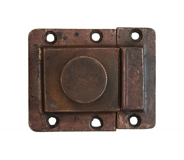 Cabinet & Furniture Latches - Antique Classic 2.625 in. Bronze Cabinet Latch