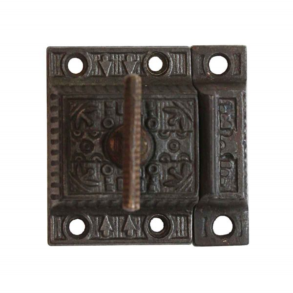 Cabinet & Furniture Latches - Windsor 2.25 in. Cast Iron T Handle Cabinet Latch