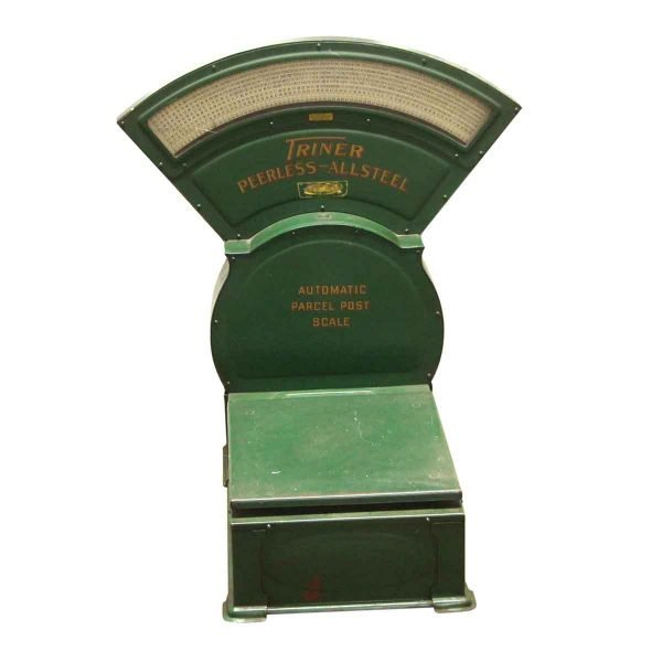 Scales - Antique Green Peerless Scale