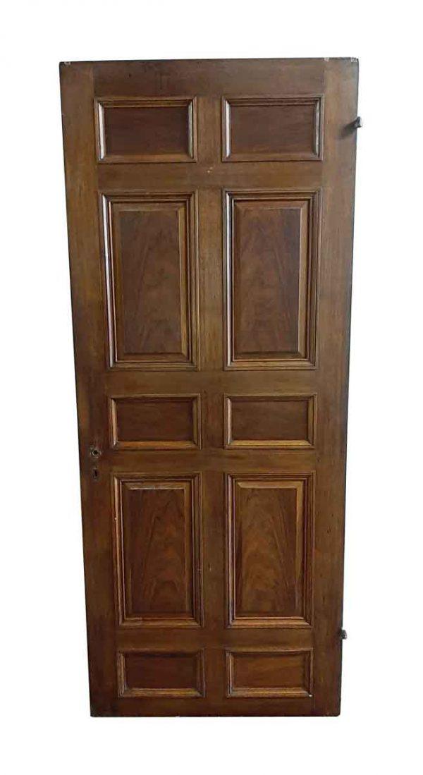 Standard Doors - Antique 10 Pane Walnut Passage Door 82.75 x 33.75