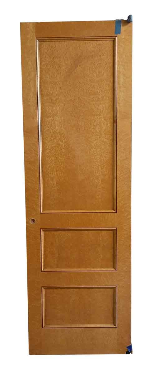 Standard Doors - Antique 3 Pane Maple Passage Door 87.5 x 28.5