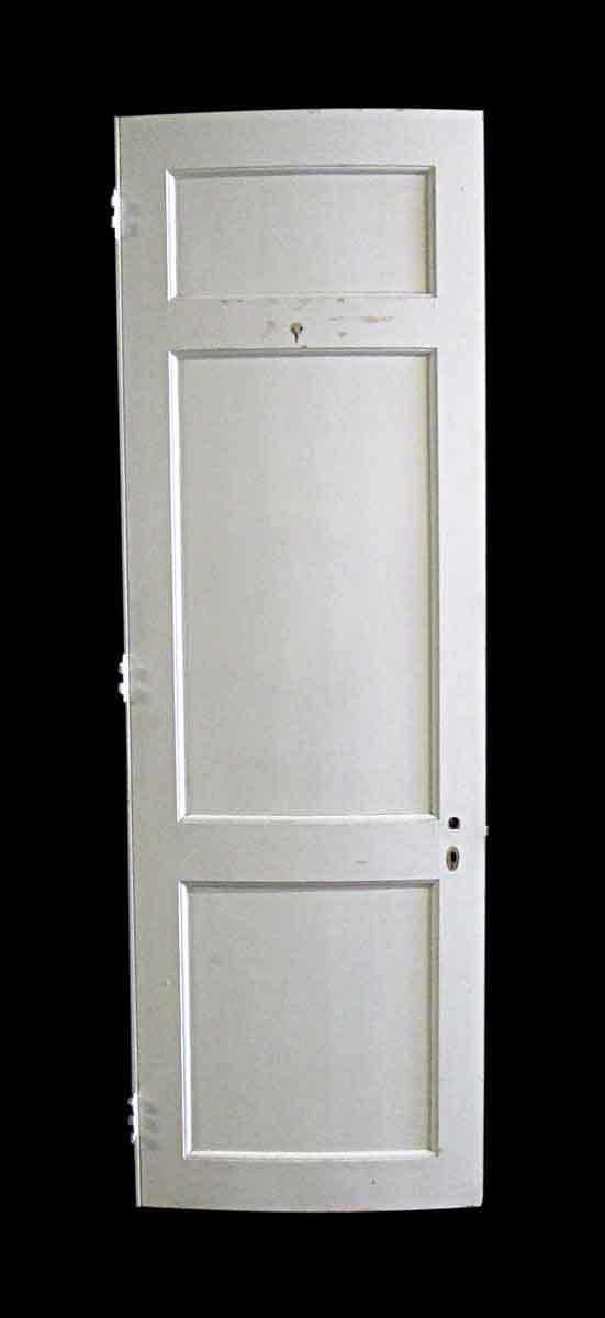 Standard Doors - Antique 3 Pane Wood Passage Door 92 x 30.25