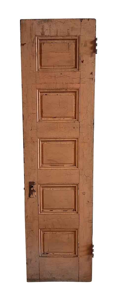 Standard Doors - Antique 5 Pane Wood Passage Door 90 x 23.75