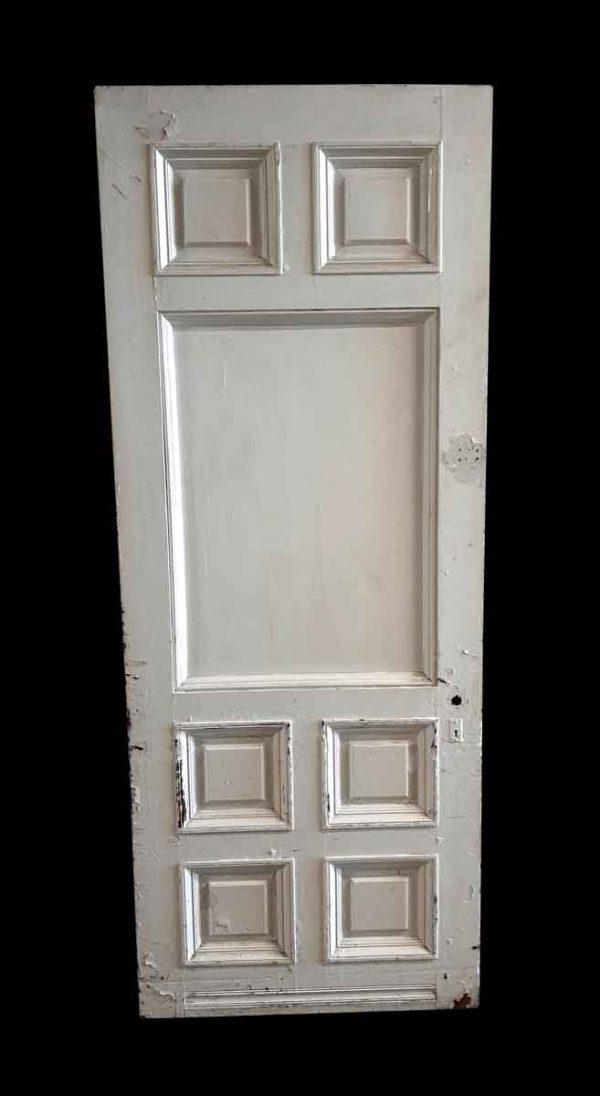 Standard Doors - Antique 7 Pane Wood Passage Door 88 x 34.5
