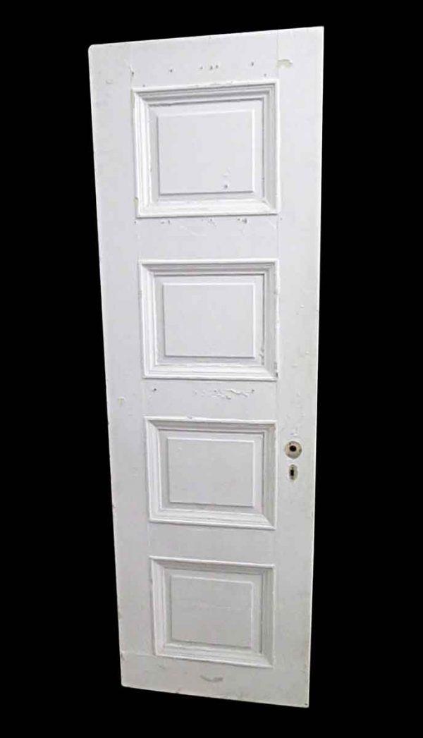 Standard Doors - Antique Lamb's Club 4 Pane Wood Passage Door 81.75 x 25.5