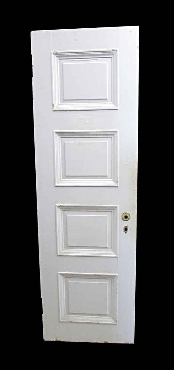 Standard Doors - Antique Lamb's Club 4 Pane Wood Passage Door 82 x 25.875