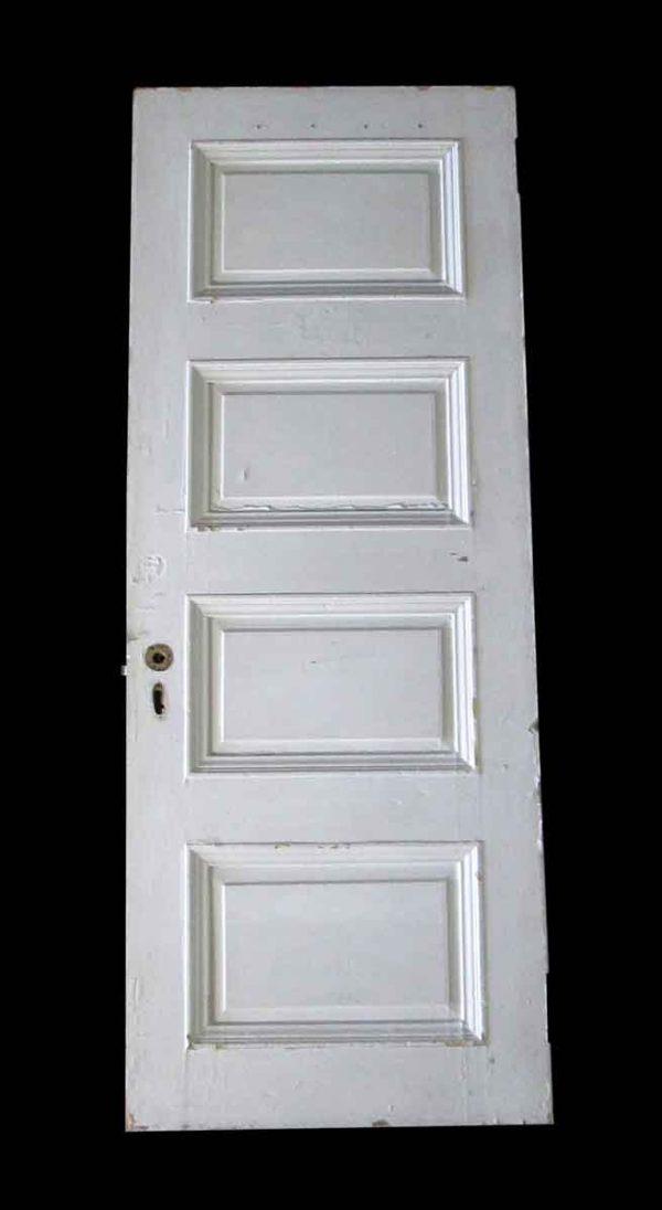 Standard Doors - Antique Lamb's Club 4 Pane Wood Passage Door 82 x 31.5