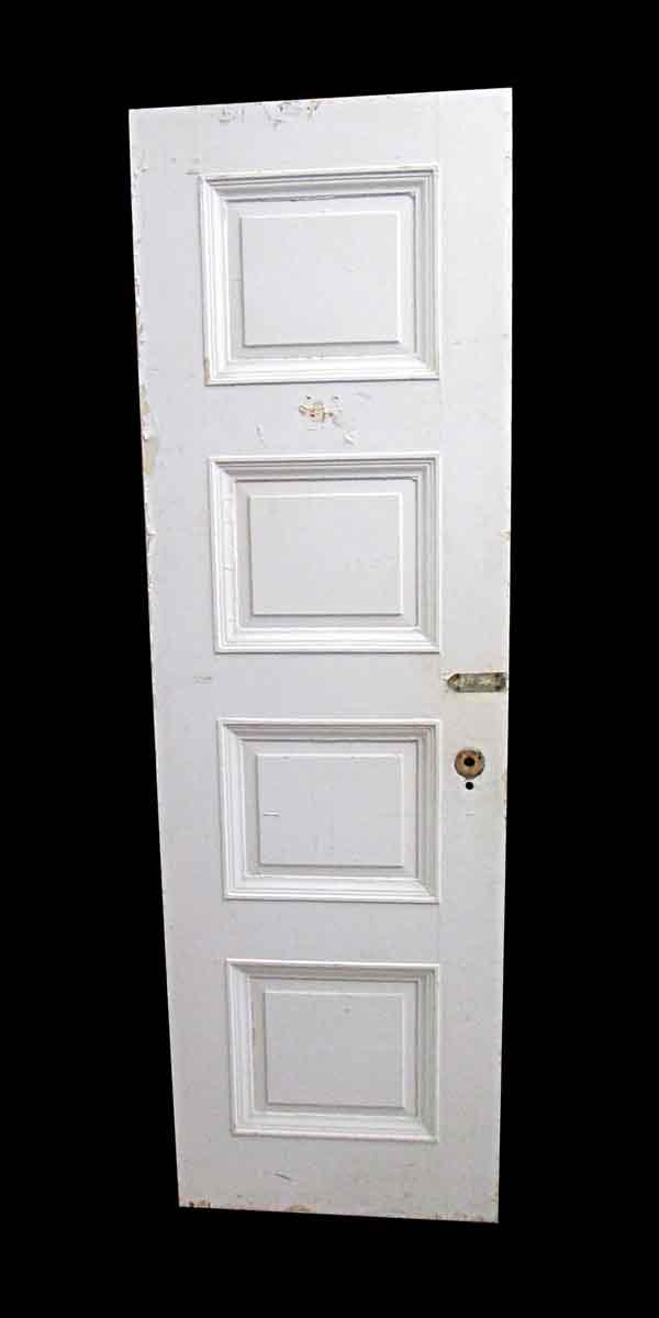 Standard Doors - Antique Lamb's Club 4 Pane Wood Passage Door 82.5 25.75