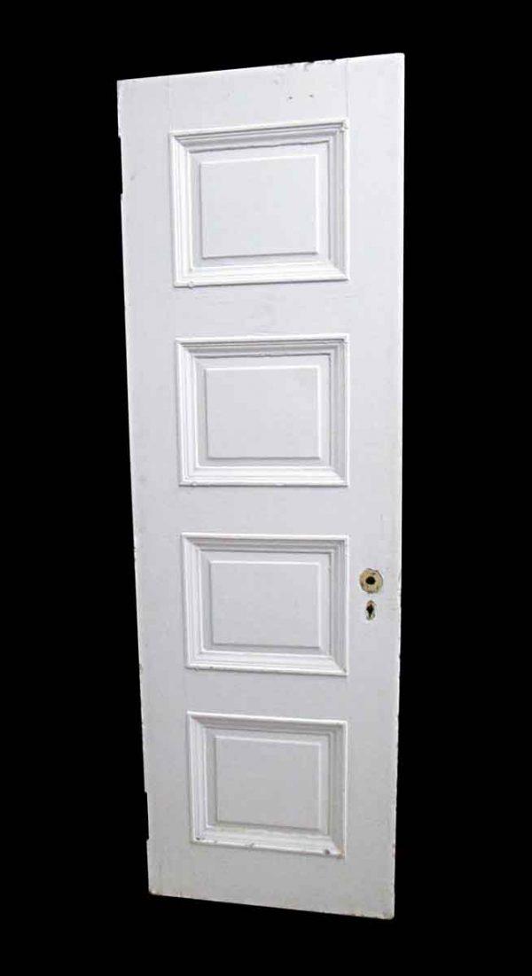Standard Doors - Antique Lamb's Club 4 Pane Wood Passage Door 83 x 26
