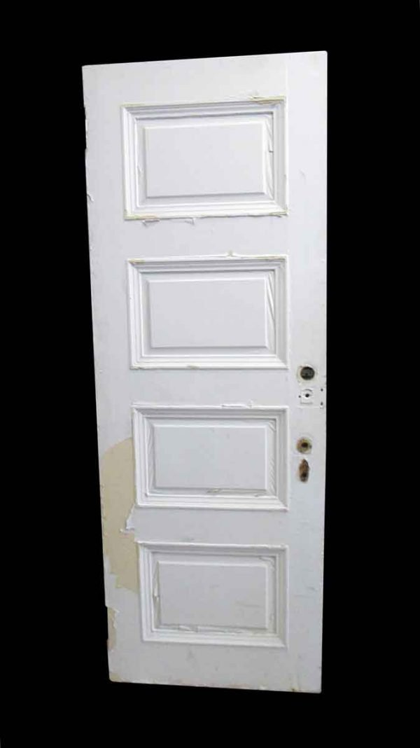 Standard Doors - Antique Lamb's Club 4 Pane Wood Passage Door 83 x 29.125