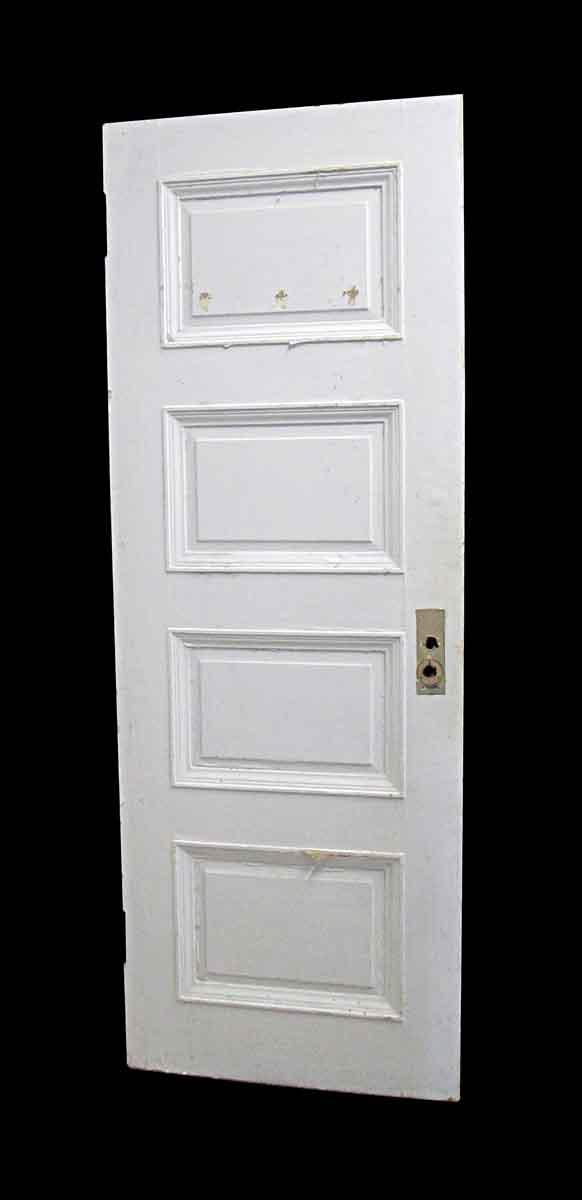 Standard Doors - Antique Lamb's Club 4 Pane Wood Passage Door 83 x 29.75