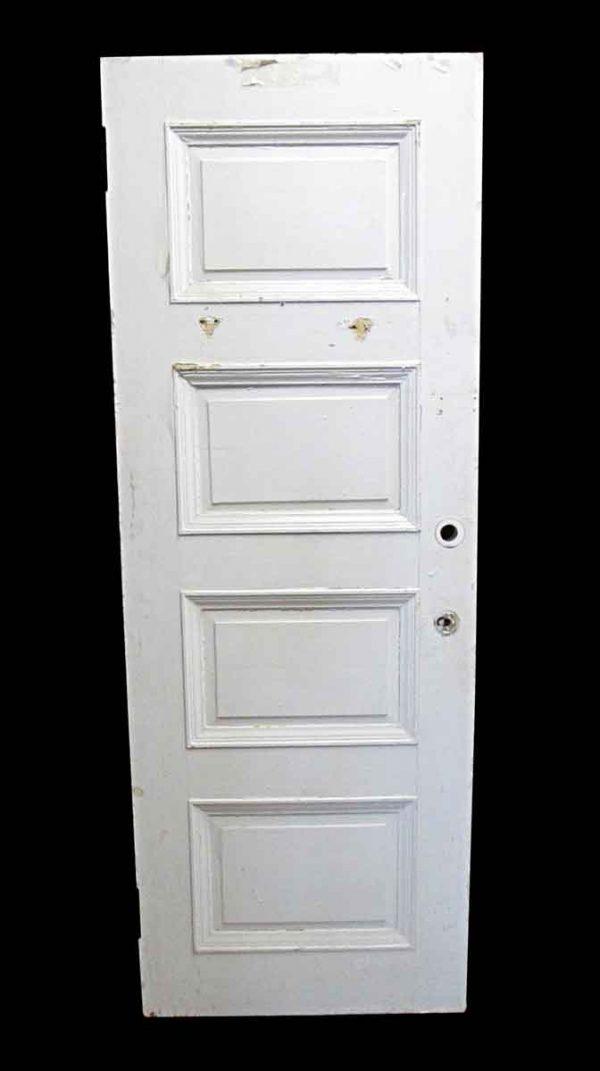 Standard Doors - Antique Lamb's Club 4 Pane Wood Passage Door 83.5 x 29.75