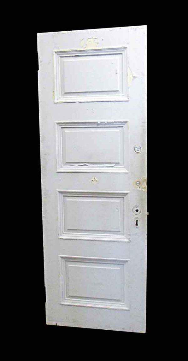 Standard Doors - Antique Lamb's Club 4 Pane Wood Passage Door 87.875 x 29.875