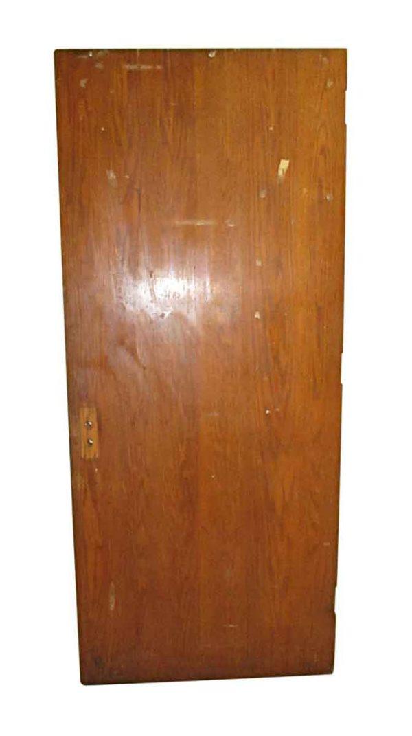 Standard Doors - Antique Oak Storage Room Door 83.25 x 35.75