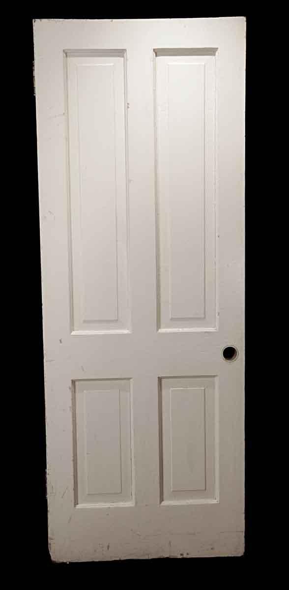 Standard Doors - Vintage 4 Pane Wood Passage Door 79.5 x 30