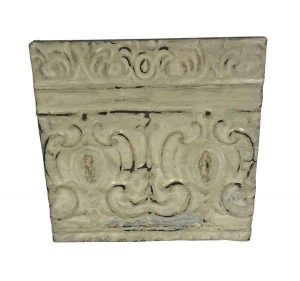 Tin Panels - Tan Shields Antique Tin Panel