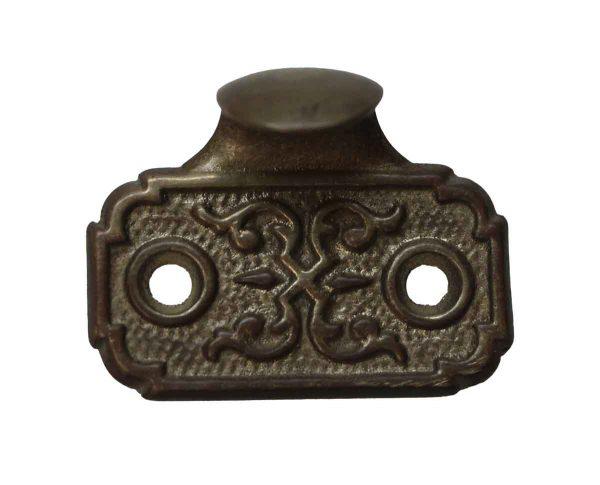 Window Hardware - Antique Victorian Brass Sash Lift