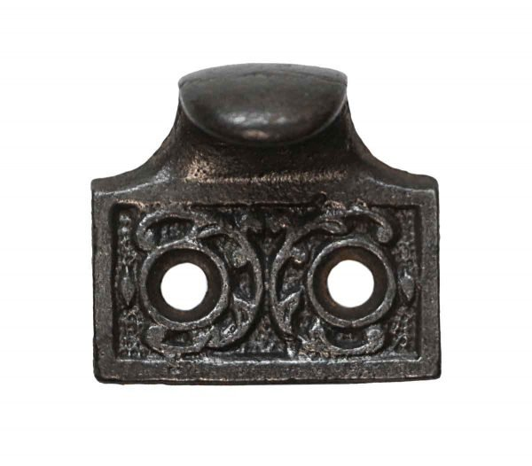 Window Hardware - Antique Victorian Cast Iron Sash Lift