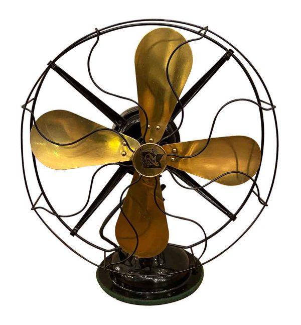 Fans - Restored Robbins and Meyers Desk Fan