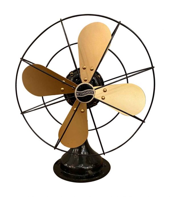Fans - Restored Westinghouse Desk Fan