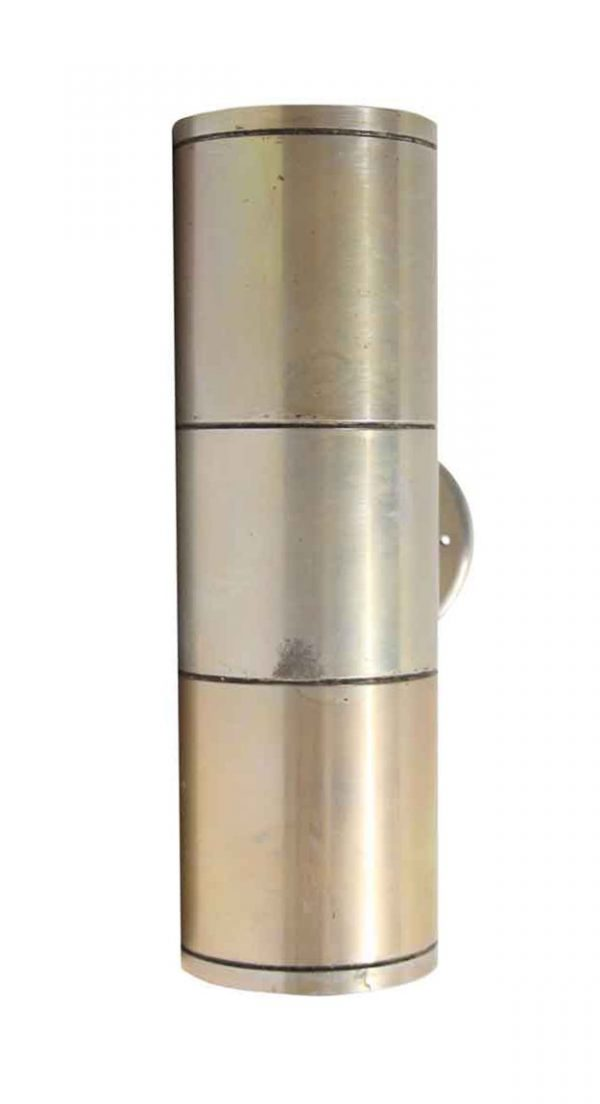 Sconces & Wall Lighting - Mid Century Cast Aluminum Industrial Cylinder Wall Sconce