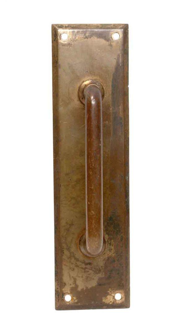 Door Pulls - Antique Reading Bronze 7.5 in. Door Pull Handle