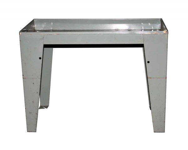 Industrial - Industrial Metal Factory Bin tables Coffee Table Height