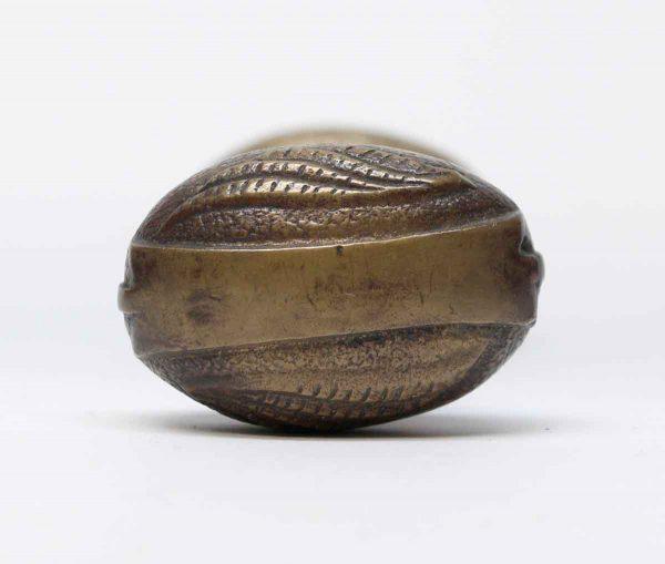 Door Knobs - E.C. Linde Co. Bronze Oval Door Knobs