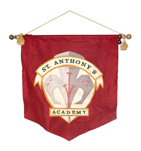 Flags - St. Anthony's Academy Vintage Flag