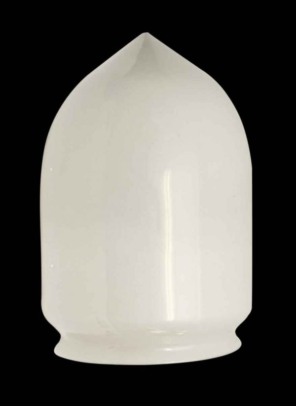 Globes & Shades - Pointed Cone Shaped 8 in. Glass Globe