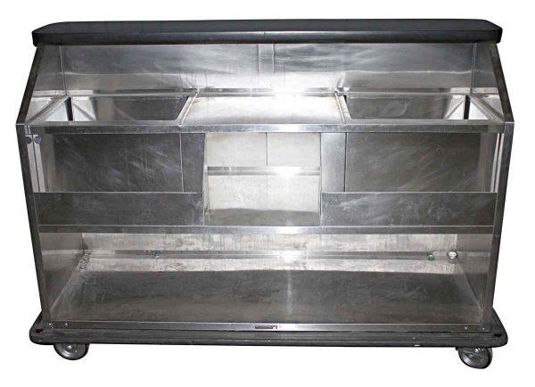 Kitchen - Stainless Steel Kitchen Line Cart