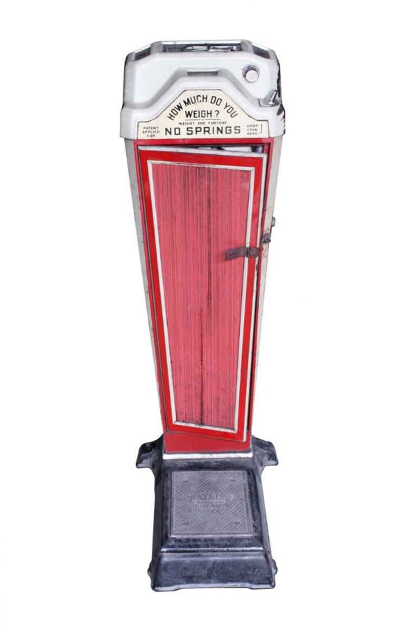 Scales - Chicago Watling Scale Co. Weight Scale