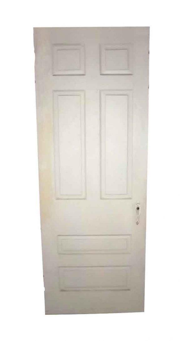 Standard Doors - Antique 6 Pane Pine Passage Door 80 x 29.5