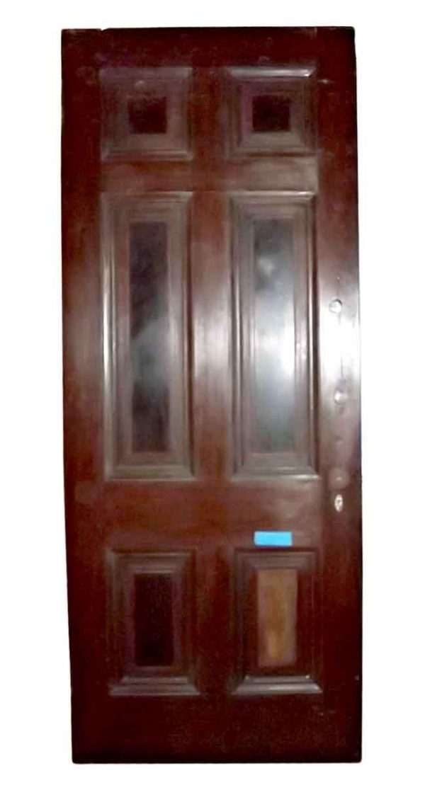 Standard Doors - Antique 6 Pane Wood Passage Door 89 x 35.75