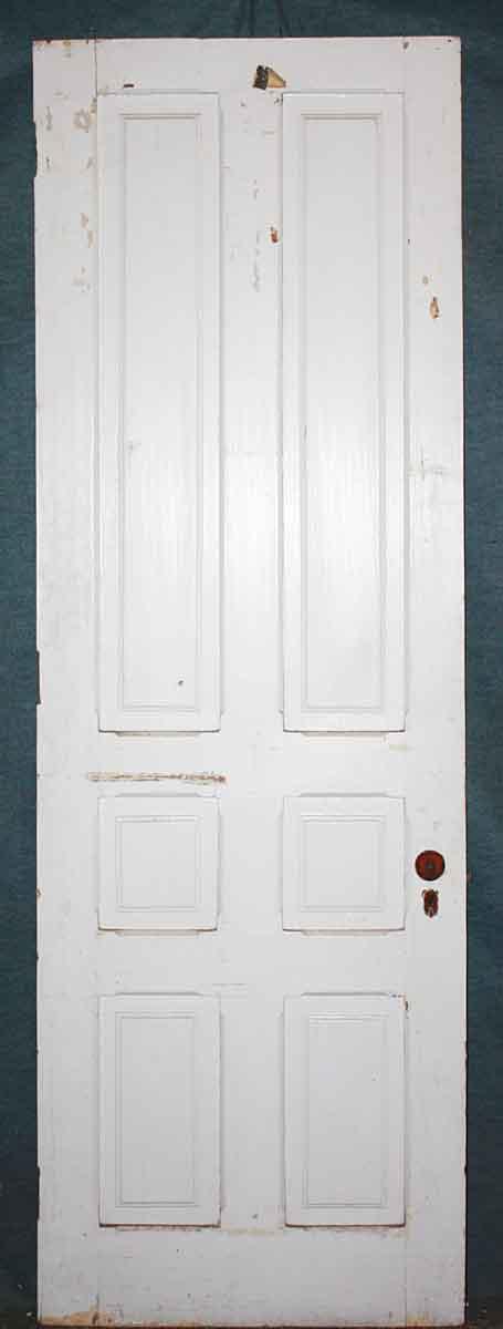 Standard Doors - Antique White 6 Pane Passage Door 87.5 x 29.5