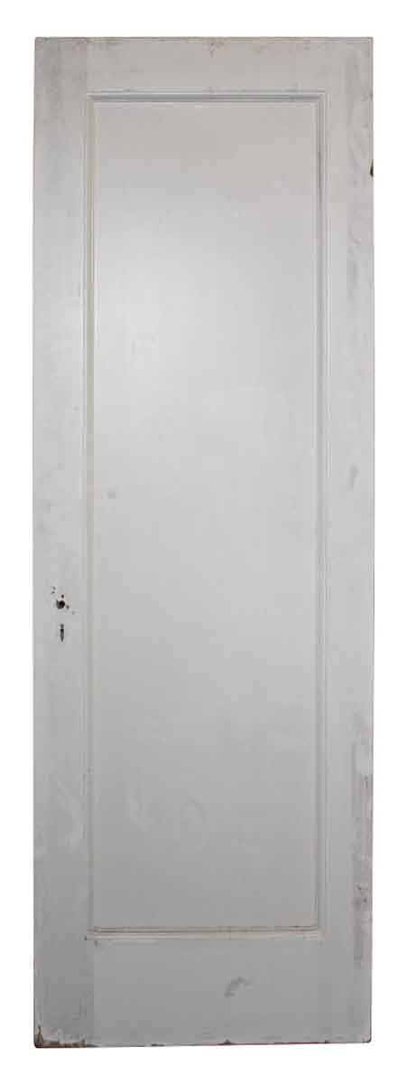 Standard Doors - Vintage Single Pane Wood Passage Door 82.5 x 29.25