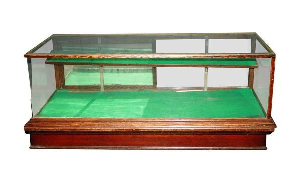 Commercial Furniture - Antique Commercial 5 ft Display Showcase