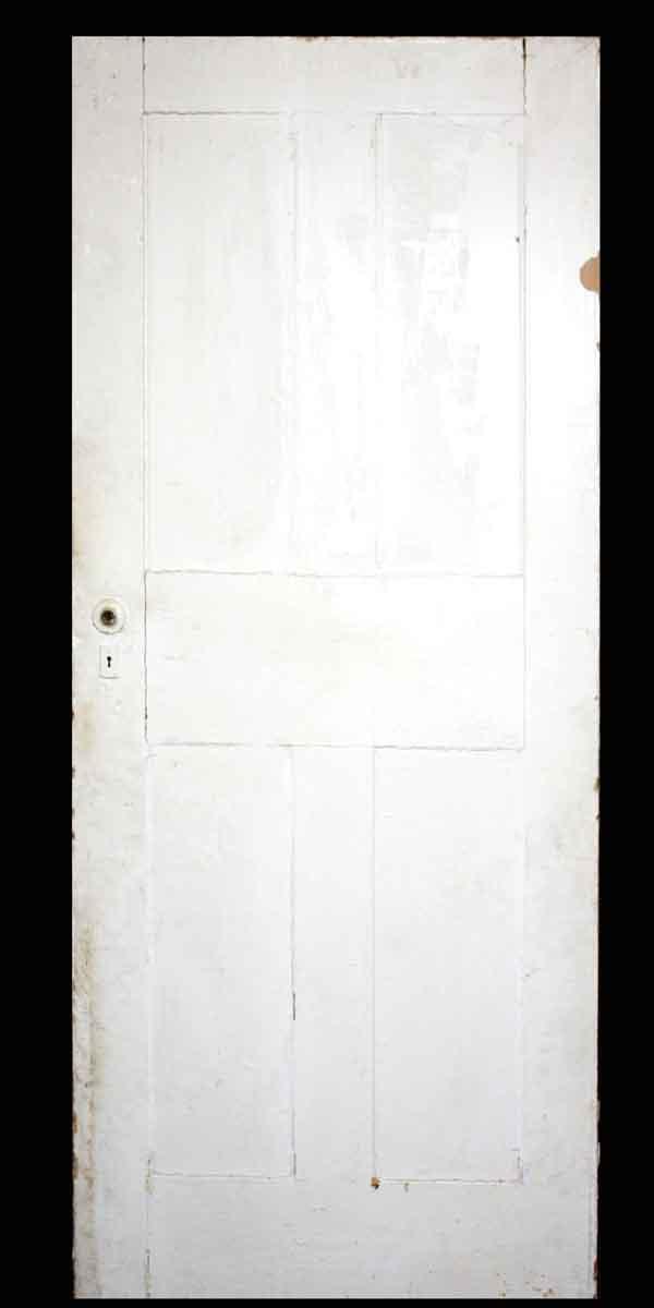 Standard Doors - Antique 4 Pane Wood Passage Door 71 x 30
