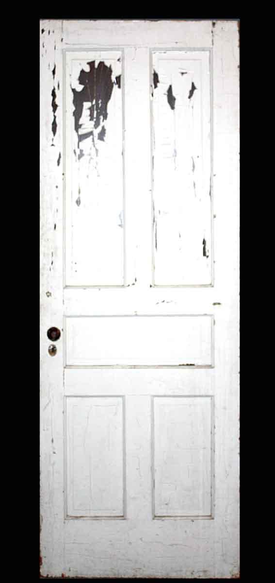 Standard Doors - Antique 5 Pane Wood Passage Door 79.5 x 29.25