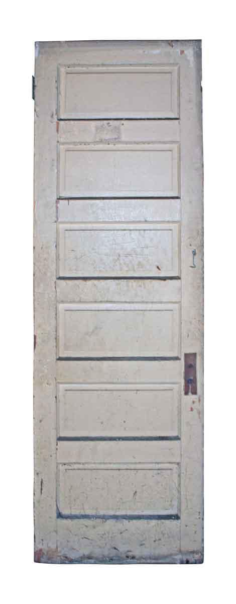 Standard Doors - Antique 5 Pane Wood Passage Door 81.5 x 29.75