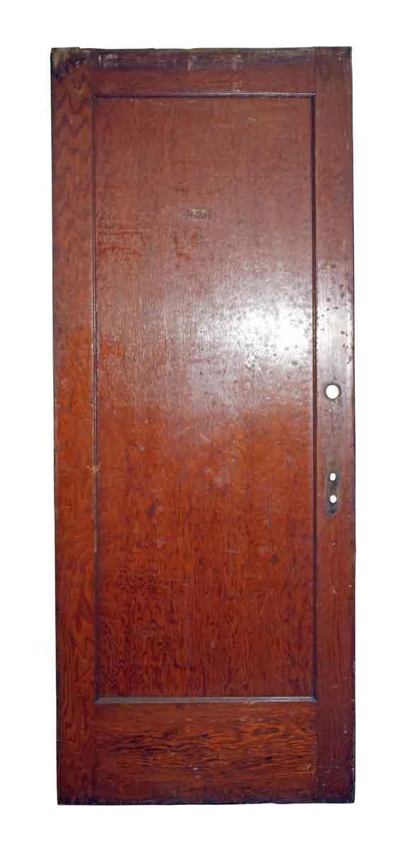 Standard Doors - Vintage Single Pane Privacy Door 81 x 31.75