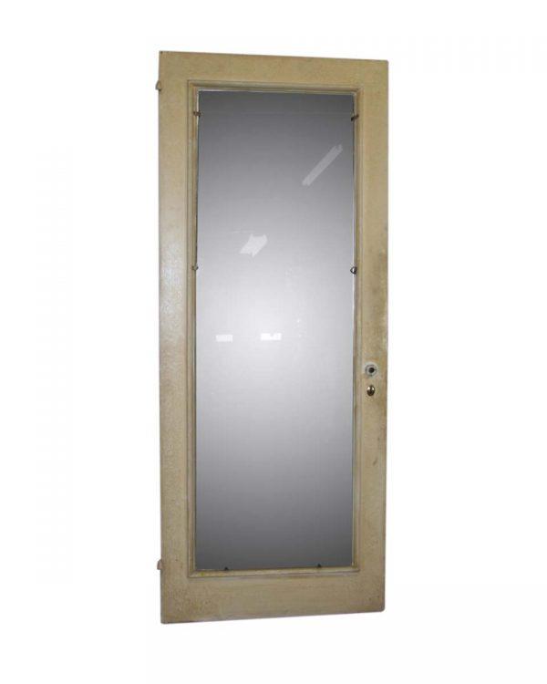 Closet Doors - Vintage 2 Pane Mirror Closet Door 83 x 33.75