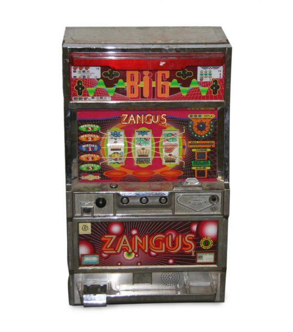 Flea Market - Vintage Big Zangus Slot Machine