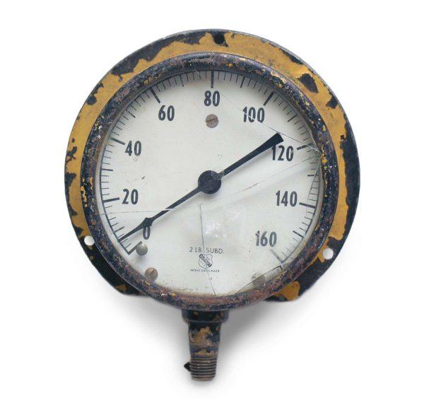 Flea Market - Vintage Worn Ashcroft Meter